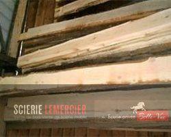Lermercier - Bois de charpente
